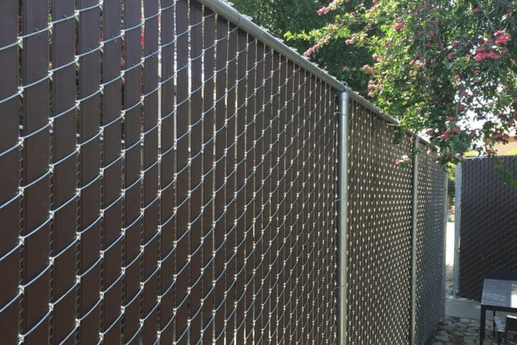 Privacy Chain Link Fence